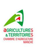 logo chambre agriculture de la manche